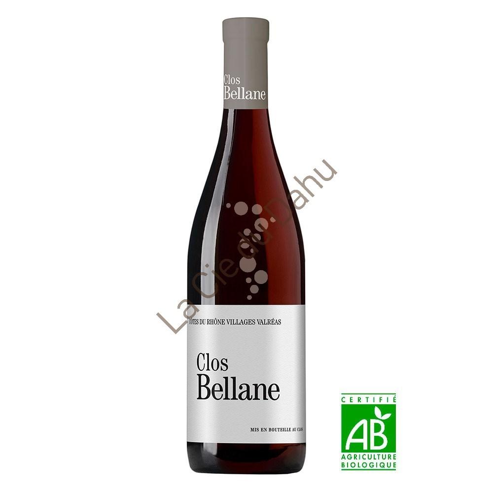 Magnum Côtes du Rhône Villages Valréas, Domaine Clos Bellane 2018, rouge, Domaine Clos Bellane, bio