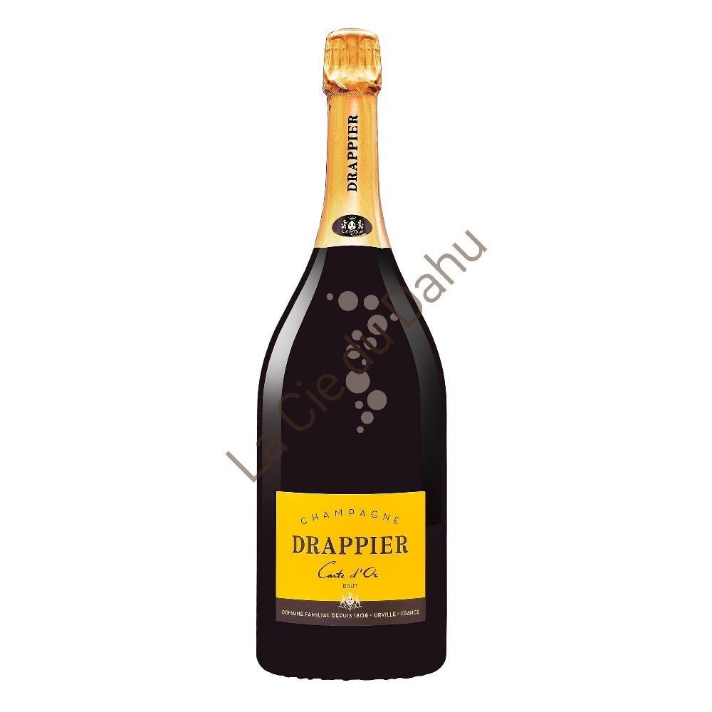 Magnum Champagne Car Or, Maison Drappier, 150 cl, cartonné