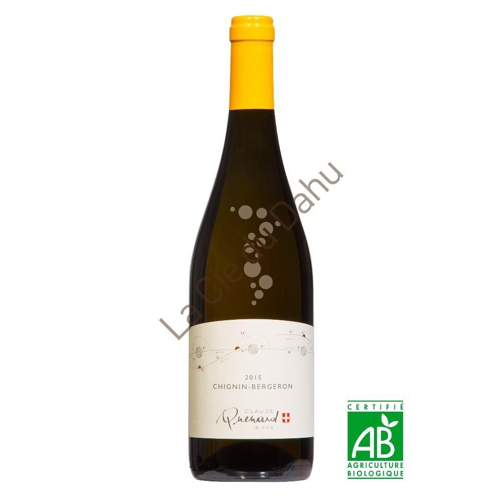 Savoie blanc quenard chignin bergeron 2015